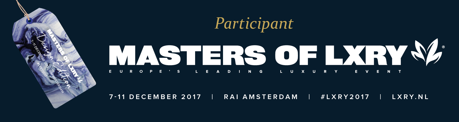 Masters of LXRY 2017!